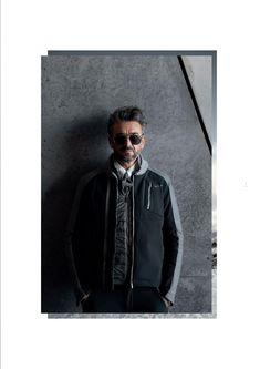 Male Fashion Trends: Luis Trenker presenta su colección 'Berg' inspirada en la ropa de montaña