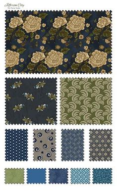Jefferson City fabric line by Erin Turner for Penny Rose Fabrics—Subscribe to our newsletter at http://www.rileyblakedesigns.com/newsletter/