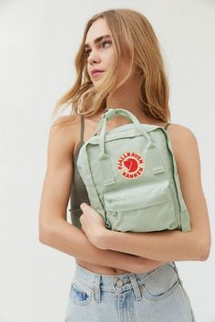 Fjallraven Kanken Mini Backpack | Urban Outfitters Canada
