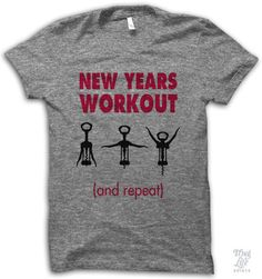 new years workout. and repeat!