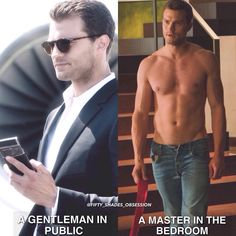 """The gentleman or the master? // #FiftyShadesFreed"""""""