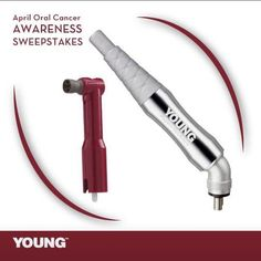 Young is committed to ending oral cancer. Thats why during Oral Cancer Awareness month were arming you with a few tools to prevent this deadly disease. Were giving away one box of our burgundy colored prophy angles along with our award winning Hygiene Handpiece. To enter tell us what you do to educate your patients about the importance of oral health. A winner will be selected at random April 8 and announced shortly after. #youngdental #rdhlife #rdh #oralhealth #oralcancer #dentalhygiene…