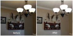 GE reveal® Light bulb Review - Before & After Images #100reveal