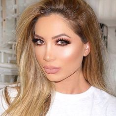 That is one pretty pout! Check out gorgeous @Marystephanie rocking our Stay All Day Liquid Lipstick in Caramello.