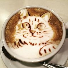 Coffee Blog, Coffee Latte, Latte Art, Tokyo, Cappuccinos, Barista, Coffee Time, Yummy Food, Foods