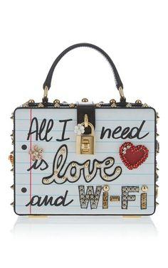 Dolce & Gabbana Box Bag