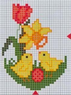 Cross Stitch Bookmarks, Mini Cross Stitch, Cross Stitch Heart, Cross Stitch Cards, Cross Stitch Animals, Cross Stitch Flowers, Cross Stitching, Cross Stitch Embroidery, Cross Stitch Designs