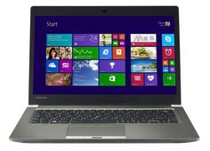 Flawed 13-inch Ultrabook That Really Needs More Updated: Toshiba Portege Z30-A