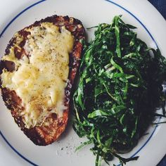 You Deserve a Better Breakfast: Start Your Day With Cheese Toast photo