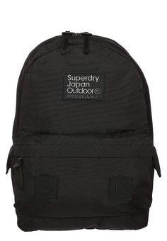 Ein lässiger Street-Style Rucksack, der dich überzeugen wird. Superdry SILICONE MONTANA - Tagesrucksack - black für SFr. 55.00 (25.12.16) versandkostenfrei bei Zalando.ch bestellen.