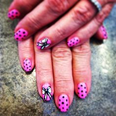 This is a collection of some our recently done nail arts for clients