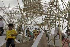 """"""" The XII Latin American Social Architecture Student Workshop, Bolivia brings together students and architects of different nationalities that seek to Bolivia, Go Up, Architecture Student, Mayo, Travel, Urban Furniture, Architectural Firm, Architects, Viajes"""