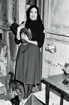 Grey Gardens little Edie after mother's death - Google Search