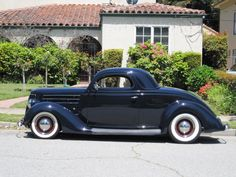 Hot Rods The official 1935-1936 Ford (3w- 5w) Coupes thread ! - Page 4 - THE H.A.M.B.