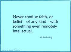 Quotable - John Irving