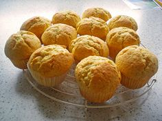 Lockere Zitronenmuffins (Rezept mit Bild) von Sandraj8   Chefkoch.de