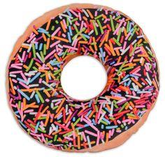 Donut Sprinkles Kissen. Hier bei www.closeup.de