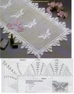 Butterfly Table Runner (need to do the math)