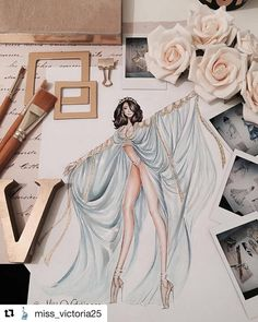 49 Ideas Fashion Design Sketches Dresses Artists For 2019