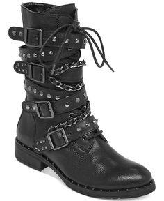 BCBGeneration Bossy Combat Boots