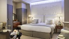 Chambres de luxe, suites d'exception, Hôtel thalasso Royal La Baule