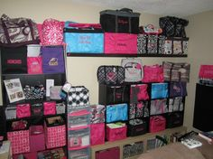 There is always room for another Thirty-One bag! :)