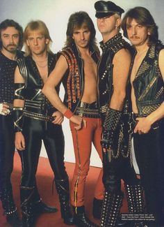 Judas Priest my world revolves around the priest
