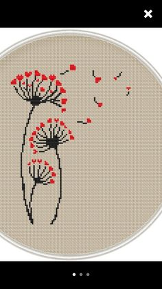 Dıpi Shirt Embroidery, Embroidery Patterns, Sewing Patterns, Modern Cross Stitch, Cross Stitch Flowers, Counted Cross Stitch Patterns, Pixel Art, Needlepoint, Sewing Projects