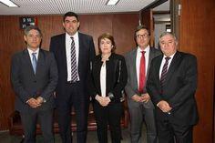 Asumieron tres jueces en la Segunda Circunscripción de la provincia de La Pampa