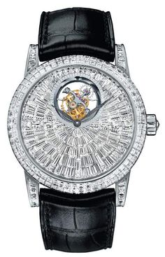 Blancpain Spécialités Tourbillon Diamants Watch $13,000,000