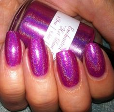 Enchanted Polish - Hot Glam Girl