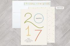 Colorful new year wishes Business Holiday Cards                                                                                                                                                                                 More