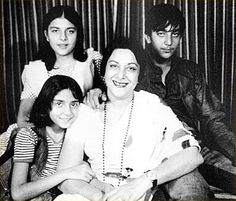 Image result for sanjay dutt childhood