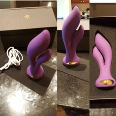 For all my kinky, wanna try something new and spice it up ladies, this is for you! This right here is the Vibrating G Spot Rabbit Massager. You charge it via a USB cord. Plus it is waterproof! There are 7 different frequency settings so you can adjust to your liking! This is awesome and will definitely spice things up! You can get yours here: https://www.amazon.com/gp/product/B01GWN4O82/ref=oh_aui_detailpage_o01_s00?ie=UTF8&psc=1 #ad #amazing