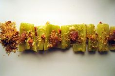 Hot buttered celery recipe