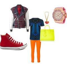 Retro Modern Retro, My Style, Modern, Polyvore, Image, Fashion, Moda, Trendy Tree, Fashion Styles