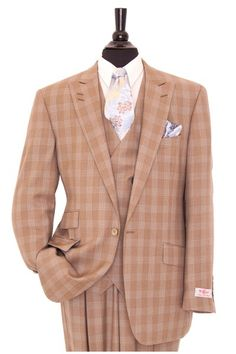 """""""Like"""" this Tiglio men's suit? Find this Tiglio suit and more at…"""