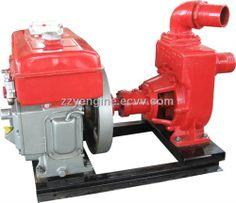 NS-50 Water Pump Set (NS-50 /R175) - China Water Pump Set;Diesel Water Pump;Mini Water Pump, JYDE