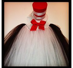 Cat in the Hat Costume available now at Tutti Bambini! This is do adorable!