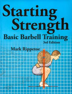 starting strength basic barbell training mark rippetoe weightlifting women build muscles chick learn technique simplyfitandclean