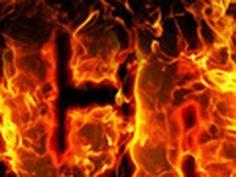 Realistic Fire Text Effect - Photoshop CS5 Tutorial