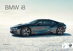 BMW i8 advert.