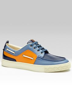 Gucci - Men's Cruise Shoes - 2013