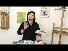 ▶ Learn how to paint with Watercolour by Mont Marte - YouTube