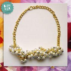 Coleccion Love me <3 Collar perlas <3 <3 Pearl Necklace <3