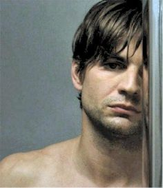Gale Harold. If I had to vote for Most Amazingly Beautiful Hunk he would be it. His face deserves to painted and immortalized. I loved just looking at him as that charming bastard Brian Kinney. I've seen some of his other work. Too bad he had that motorcycle accident after he landed   Desperate Housewives. I'd love to see more of his beautiful face doing more work.