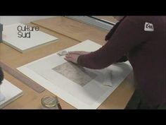 Dans les ateliers du musée Fabre de Montpellier