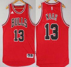 b263e2dee ... Swingman 2014 New Black Jersey Bulls 13 Joakim Noah Embroidered Red NBA  Jersey! Only 20.50USD Cheap NBA Jerseys Pinterest ...