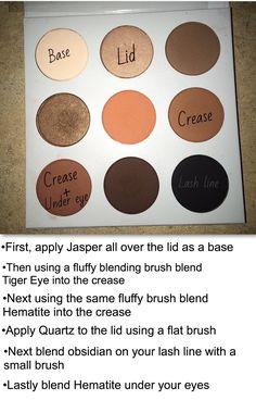 Matto Bamboo Makeup Brush Set with Travel Bag - Cute Makeup Guide Kylie Jenner Makeup Tutorial, Kylie Makeup, Eye Makeup Tips, Makeup Dupes, Makeup Goals, Diy Makeup, Eyeshadow Makeup, Beauty Makeup, Makeup Ideas