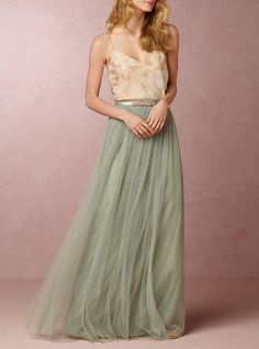 21 Bridesmaids Dresses You Can Absolutely Wear Again - BHLDN Liv Cami